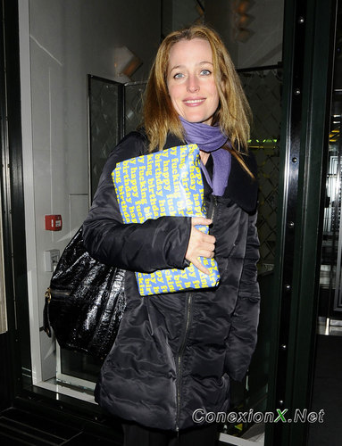 Gillian Paparazzi Pics 1/10/10