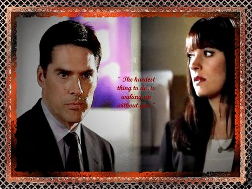 Hardest Thing - ssa-aaron-hotchner Wallpaper