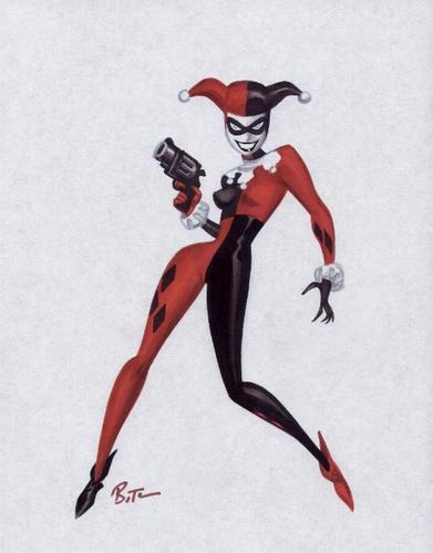 Harley Quinn - batman-villains Photo
