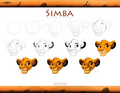 How to Draw Simba - simba photo