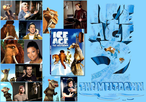 Ice Age 2 casts
