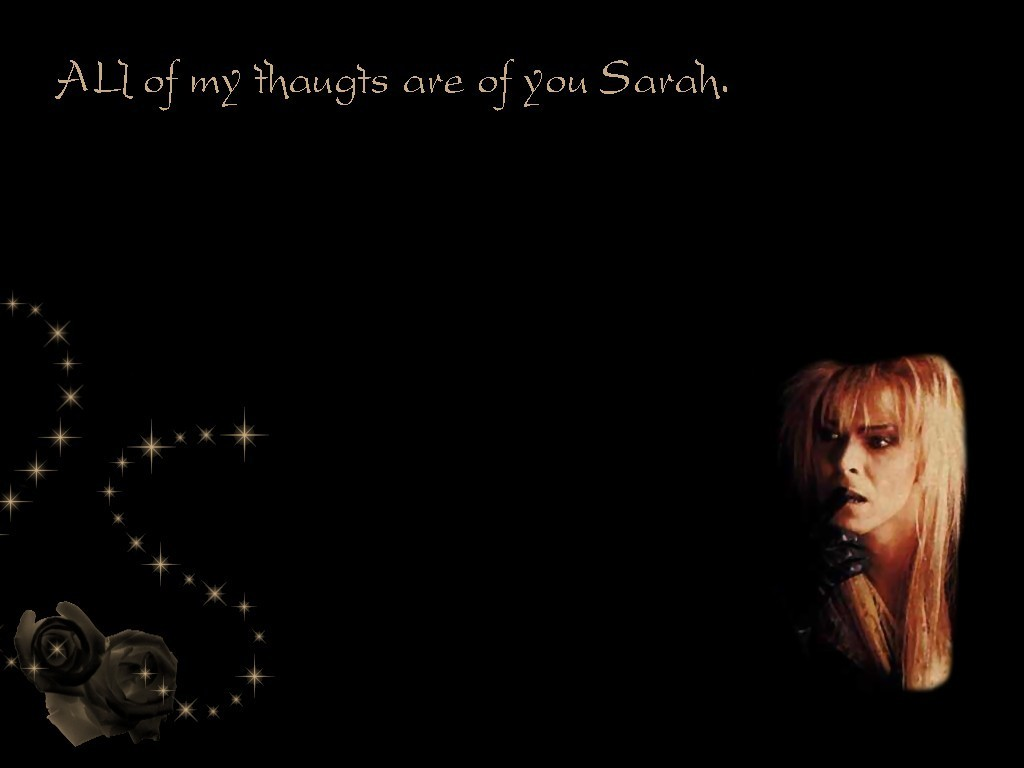 jareth labyrinth wallpaper 9884663 fanpop