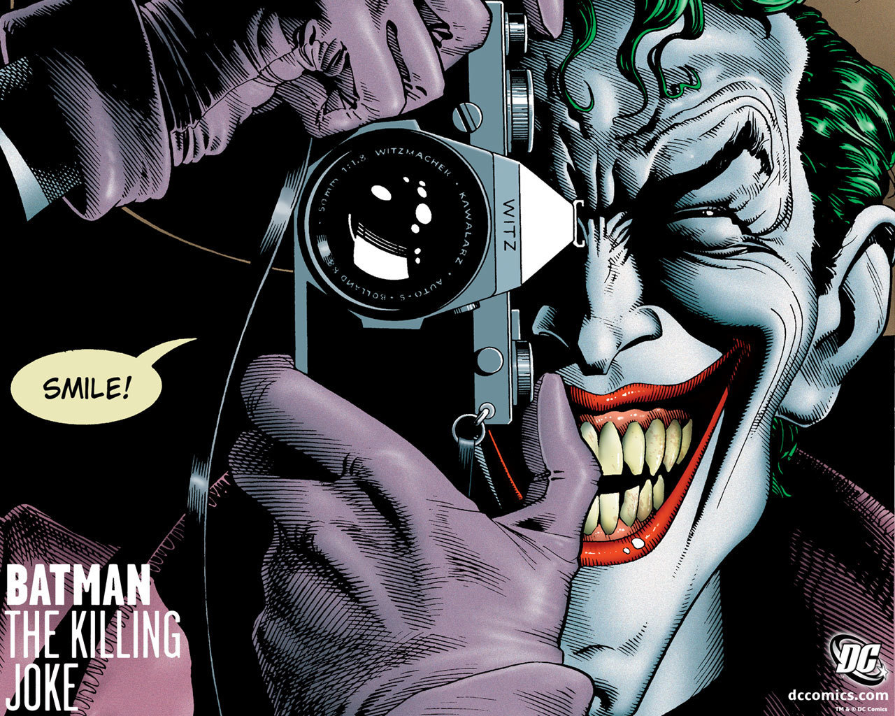 Batman Villains Joker