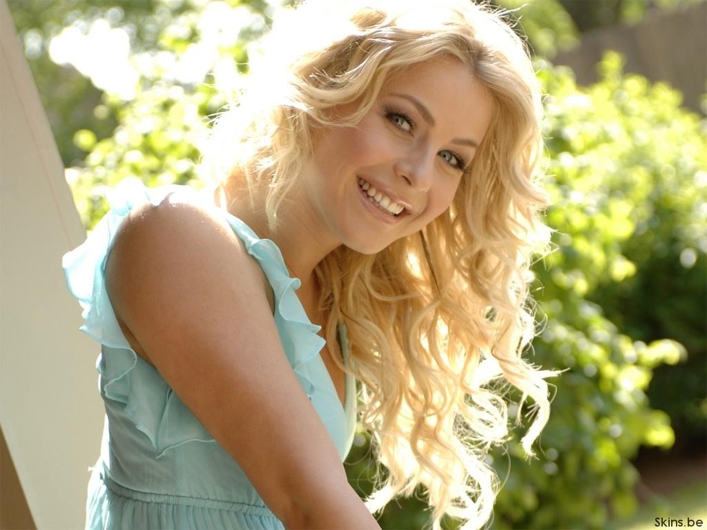 фото девушка одна блондинка