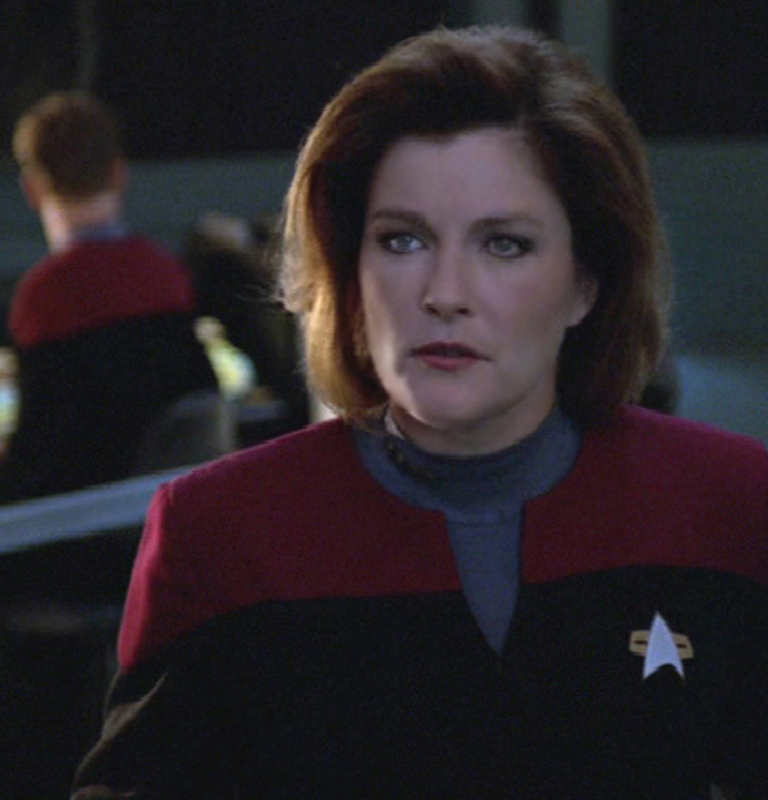 Search results katherine janeway mirror universe the for Mirror janeway