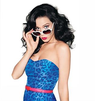 Katy in Glamour Magazine (Jan issue)