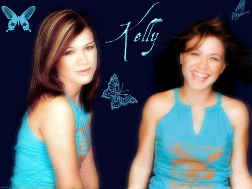 Kelly Pretty wallpaper