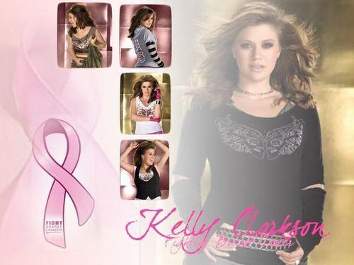Kelly Pretty kertas dinding