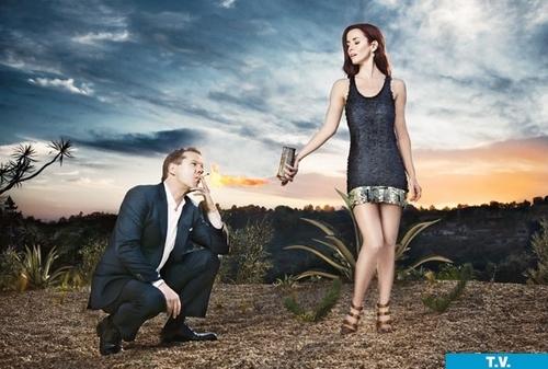 Kiefer & Annie in TV Guide