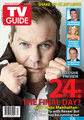 Kiefer in TV Guide - kiefer-sutherland photo