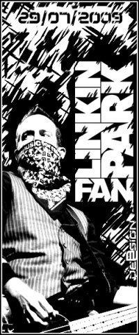 Linkin Park fond d'écran titled LP