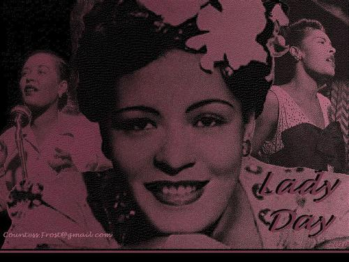 Jazz wallpaper called Lady Day (1)