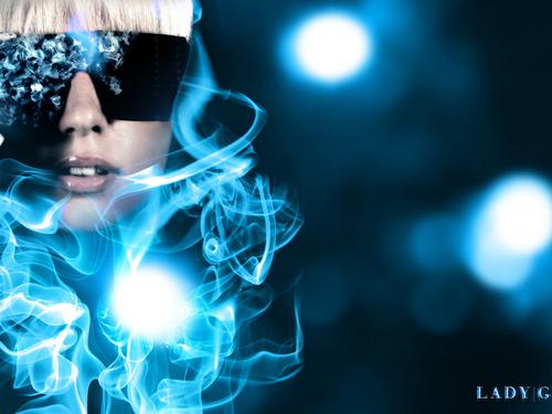 Lady GaGa karatasi la kupamba ukuta