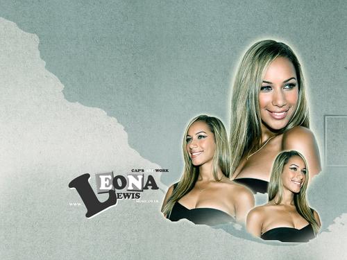 Leona Pretty 壁纸