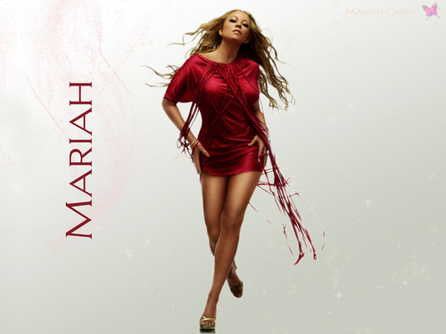 Mariah Pretty Wallpaper