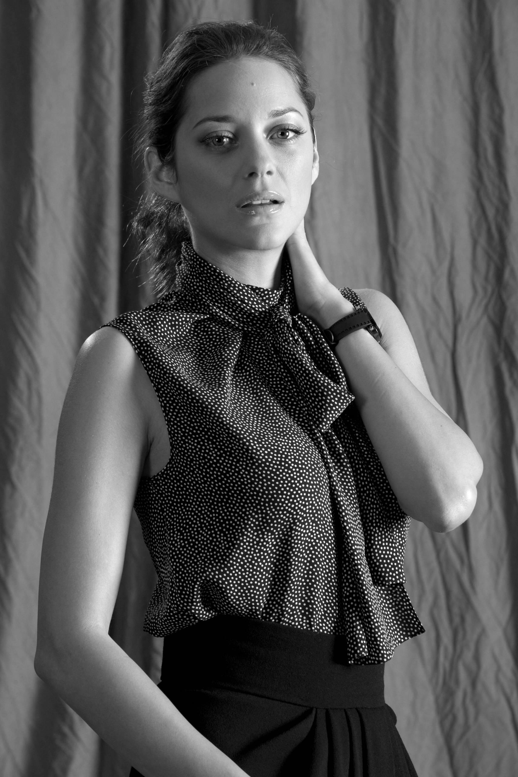 Marion Cotillard | Public Enemies Promotional Photoshoot ... Marion Cotillard
