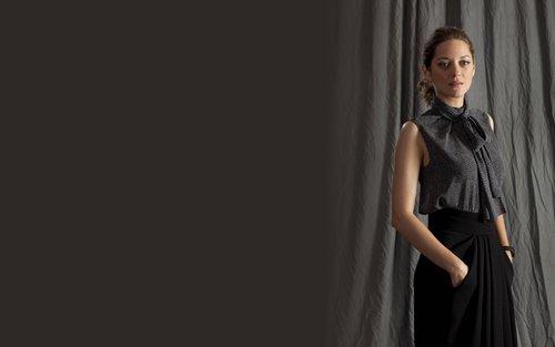 Marion Cotillard Widescreen 바탕화면