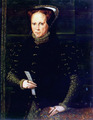 Mary I, Queen of England and Ireland - kings-and-queens photo