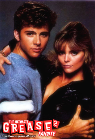 Grease 2 wallpaper called Michael and Stephanie Photo shoot
