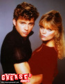 Michael and Stephanie Photoshoot - grease-2 photo