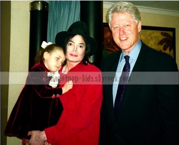 Michael's Babies  - paris-jackson photo