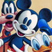 Mickey - mickey-mouse icon