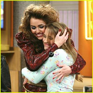 Miley & Lilly pics