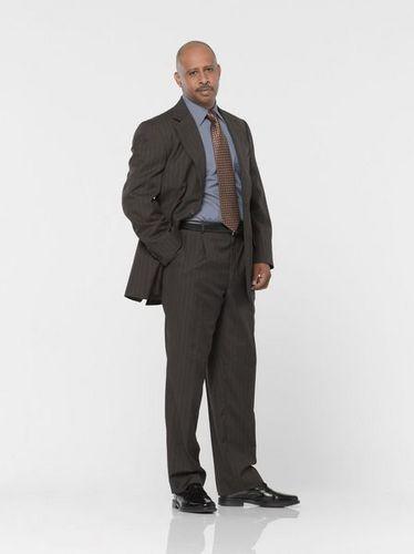 New Promo Pics! Season 2 Captain Roy Montgomery