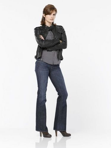 schloss Hintergrund called New Promo Pics! Season 2 Kate Beckett