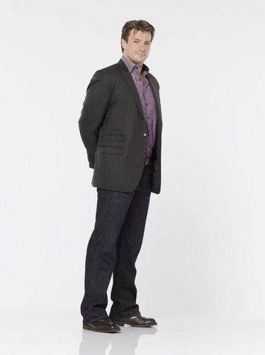 New Promo Pics! Season 2 Rick kastil, castle