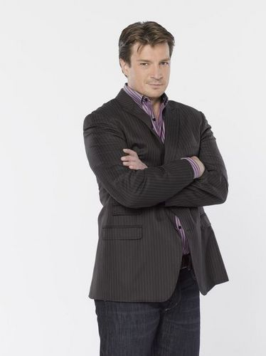New Promo Pics! Season 2 Rick istana, castle