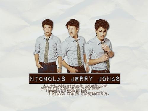 Nick Jonas wolpeyper