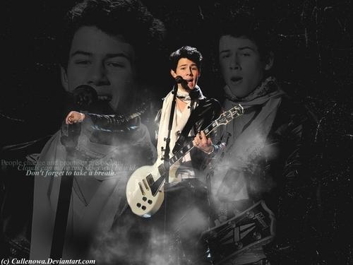 Nick Jonas Обои