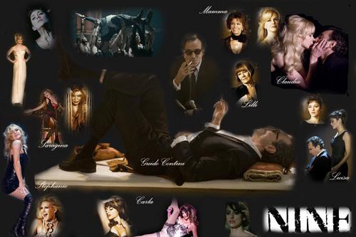 Nine wallpaper