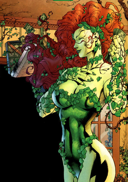 batman poison ivy pictures. Poison Ivy