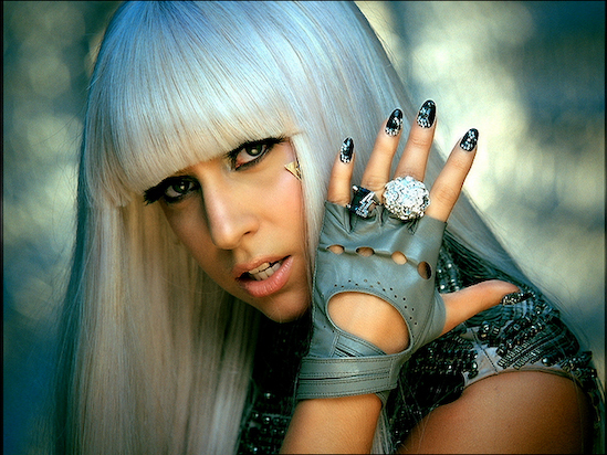 lady gaga poker face year