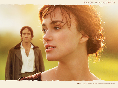Period Films hình nền with a portrait entitled Pride and Prejudice