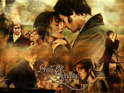 Period Films wallpaper containing anime called Pride and Prejudice