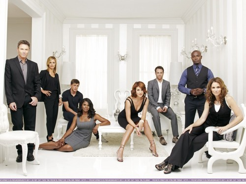 Private Practice New Promotional Cast foto