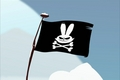 Rabbit's Black Flag