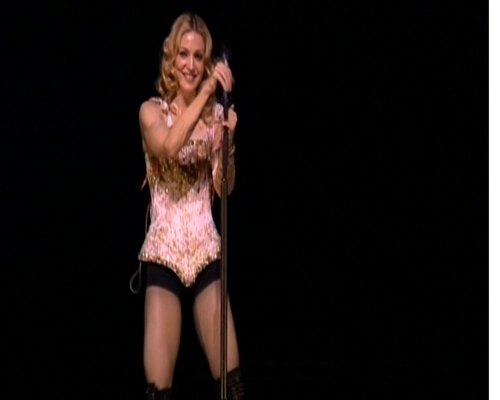 Re-Invention Tour DVD Footage?