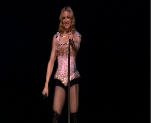 Madonna wallpaper called Re-Invention Tour DVD Footage?