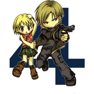 Resident Evil 4 Chibi!!!!! - leon-kennedy Photo