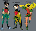 Robin version's