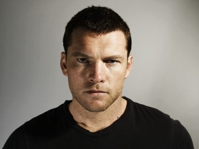 Sam Worthington wallpaper titled Sam - Comic Con 2008 Photoshoot