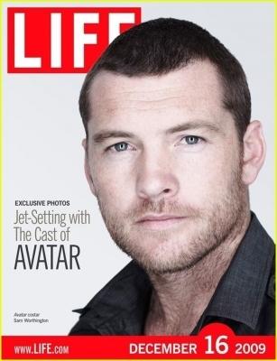 Sam Worthington for Life Magazine