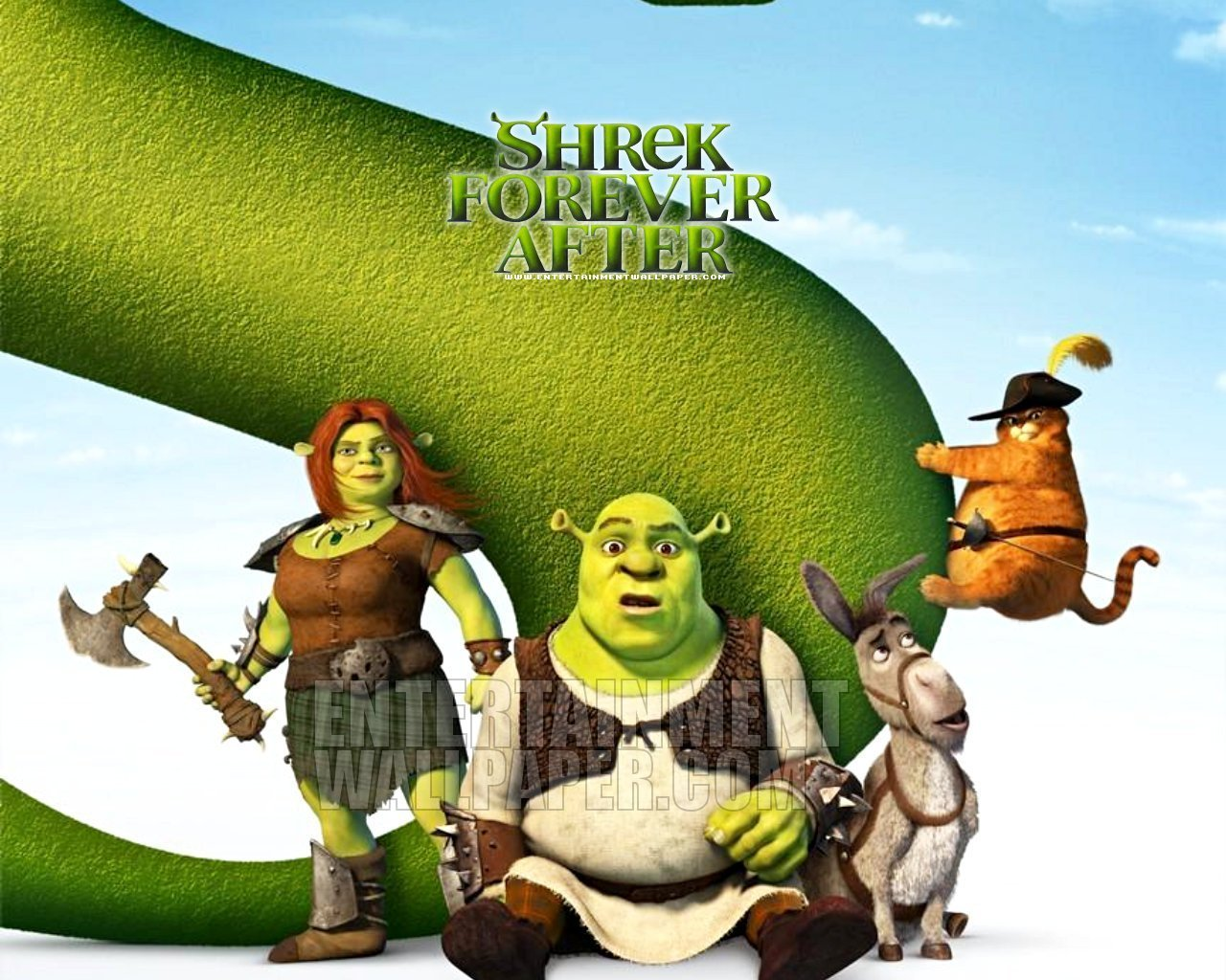 Upcoming movies shrek forever after 2010