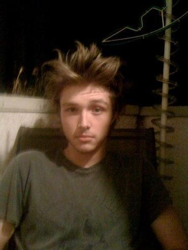Sterling Knight Bad hair 日