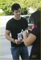 Taylor Lautner: Tongue Twister Tough - twilight-series photo