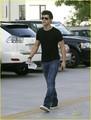 Taylor Lautner: Tongue Twister Tough - twilight-series photo